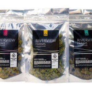 Riverview Farms Wookies Indica Hybrid 28 Grams (1 Oz) 24.99% THC